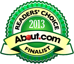 About.com Reader's Choice Finalist